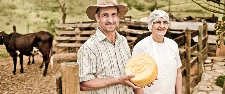 Mercado de produtos regionais como alternativa de negócios potencializada por feiras gastronômicas itinerantes