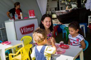 feirinha aproxima vilma alimentos dia das mães